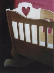 Relativ Babywiege Bauanleitung, Bauplan NF18